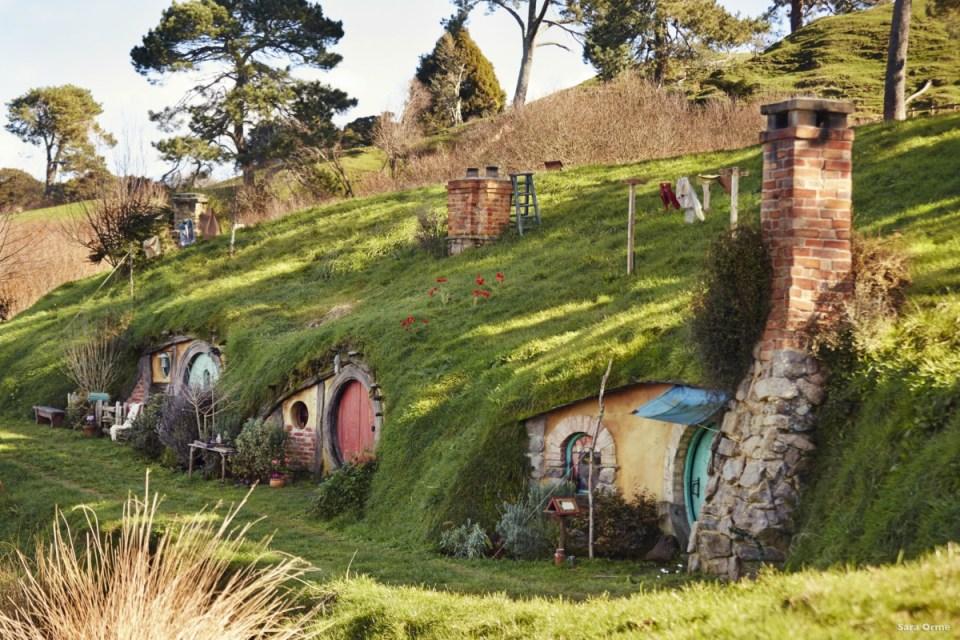 """Matamata- Terra dos """"Hobbit"""""""