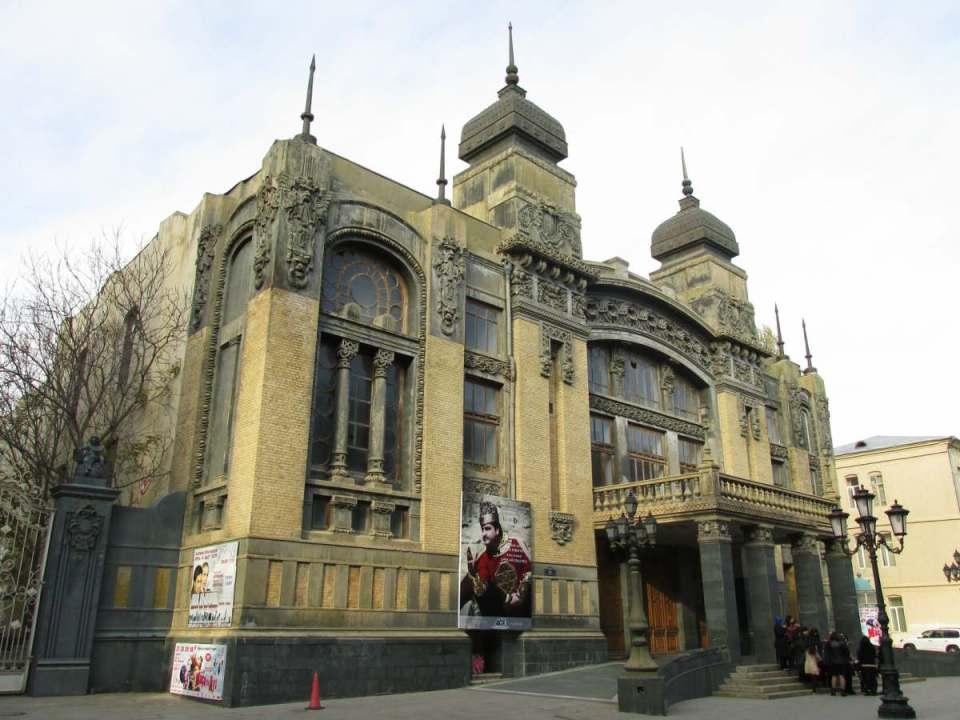 Ópera de Bakú