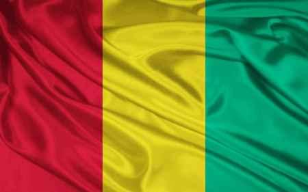 Bandeira da Guiné-Conacri