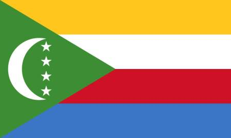 Bandeira das Comores