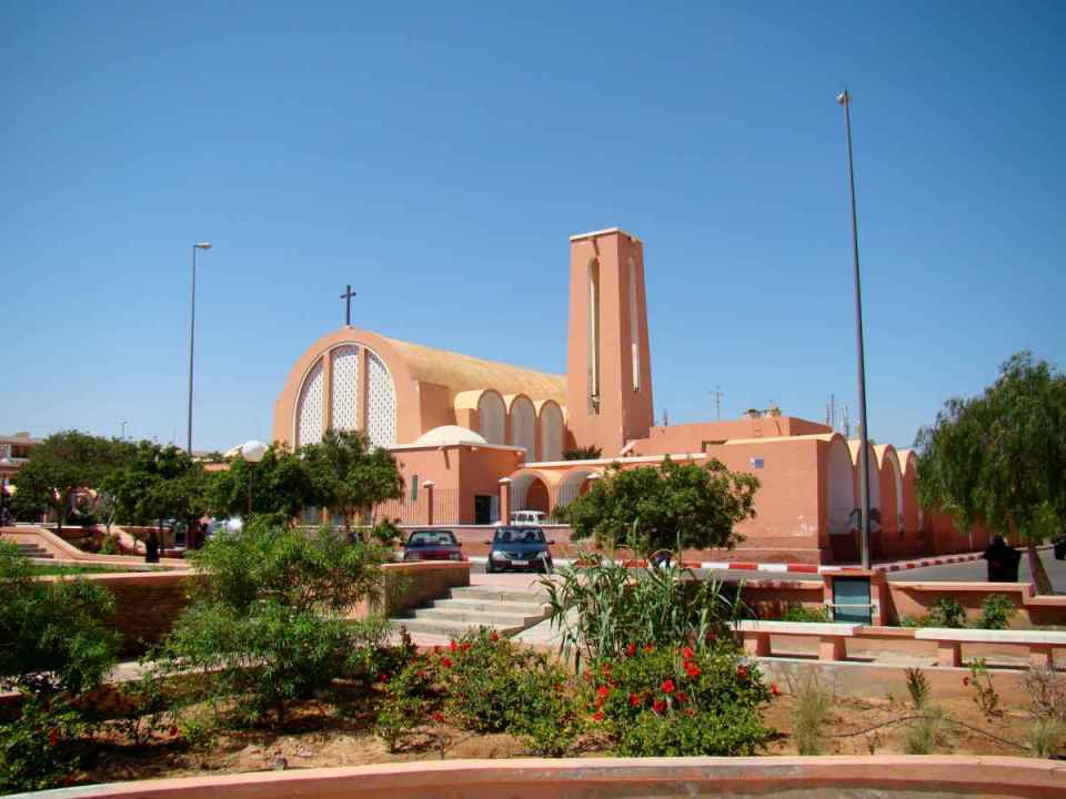 Catedral de El Aaiún
