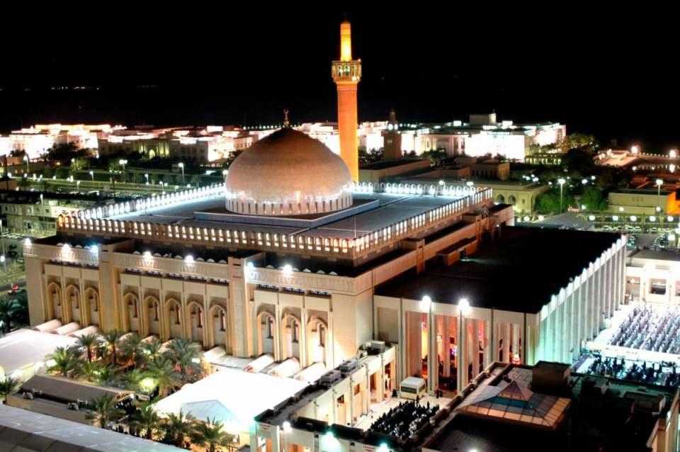 Grande Mesquita_Kuwait