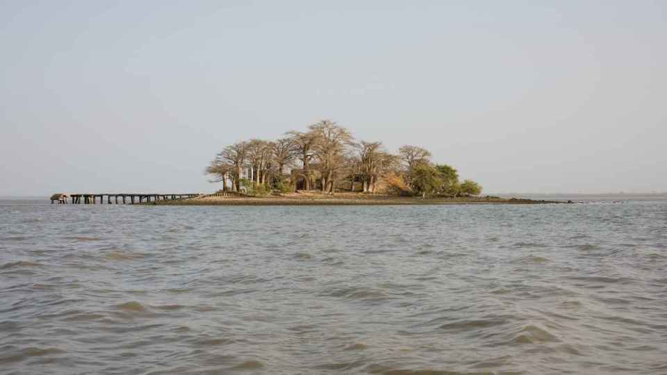 Ilha James - Gâmbia