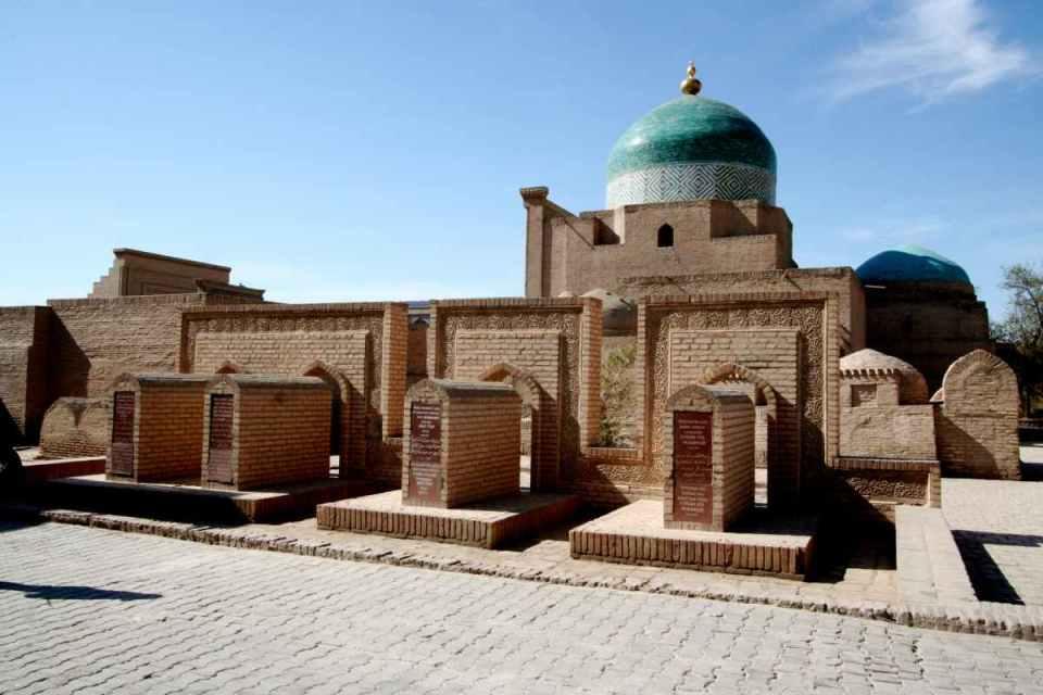 Mausoleu de Pahlavan Mahamud
