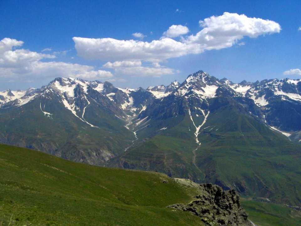 Montanhas do Tajiquistão