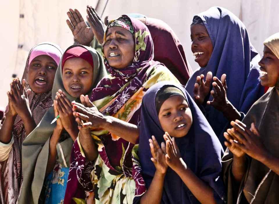 Mulheres da Somália