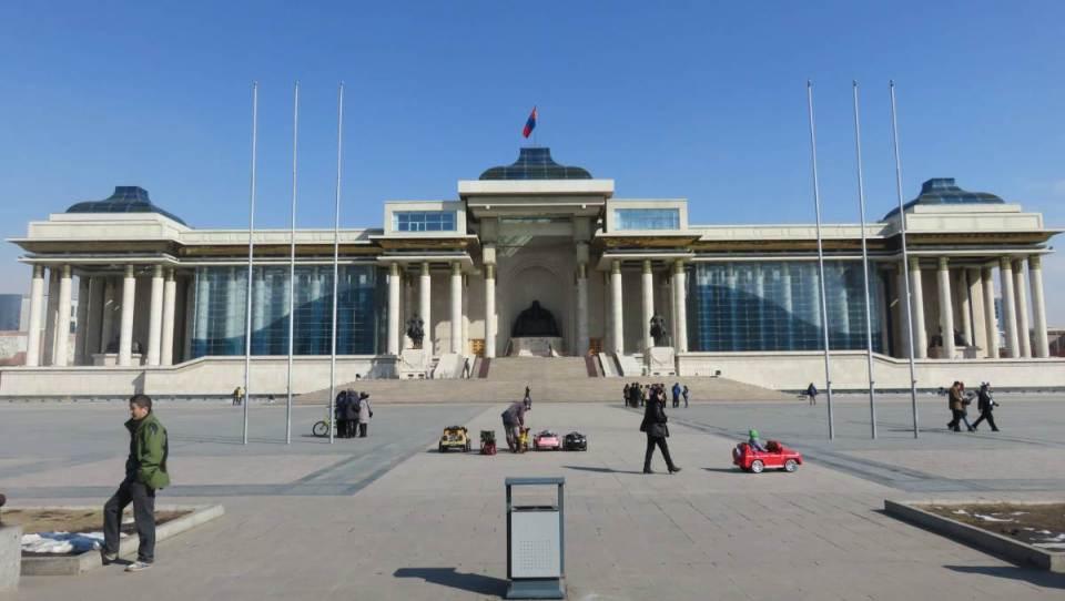 Sukhbaatar - Ulan Bator