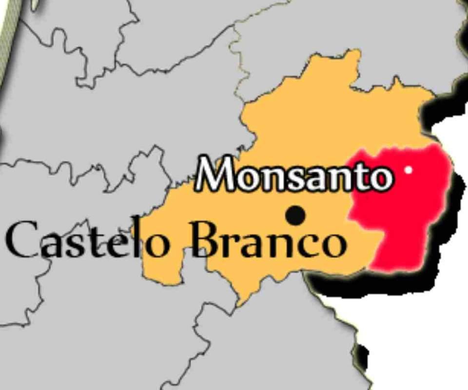 Mapa de Monsanto