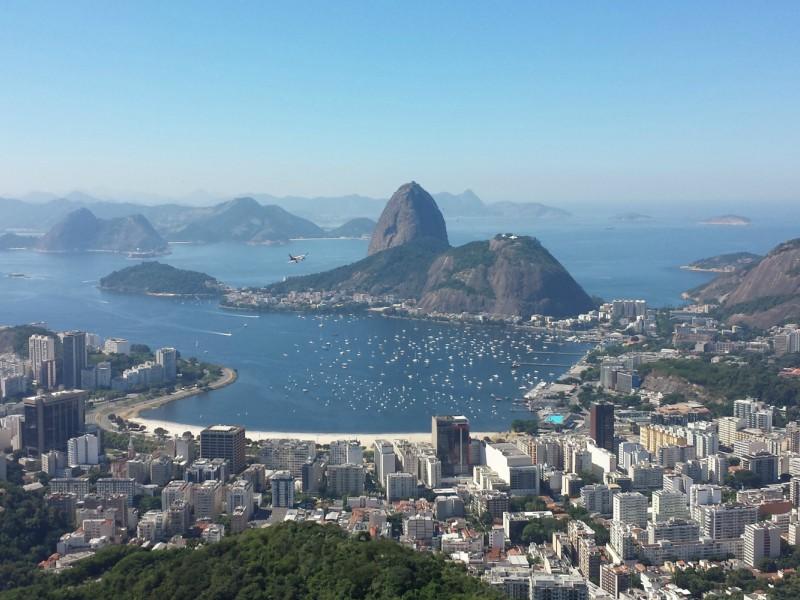 Rio de Janeiro- Panorâmica da cidade