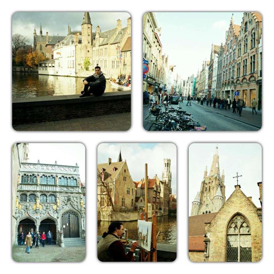 Bélgica-Brugges