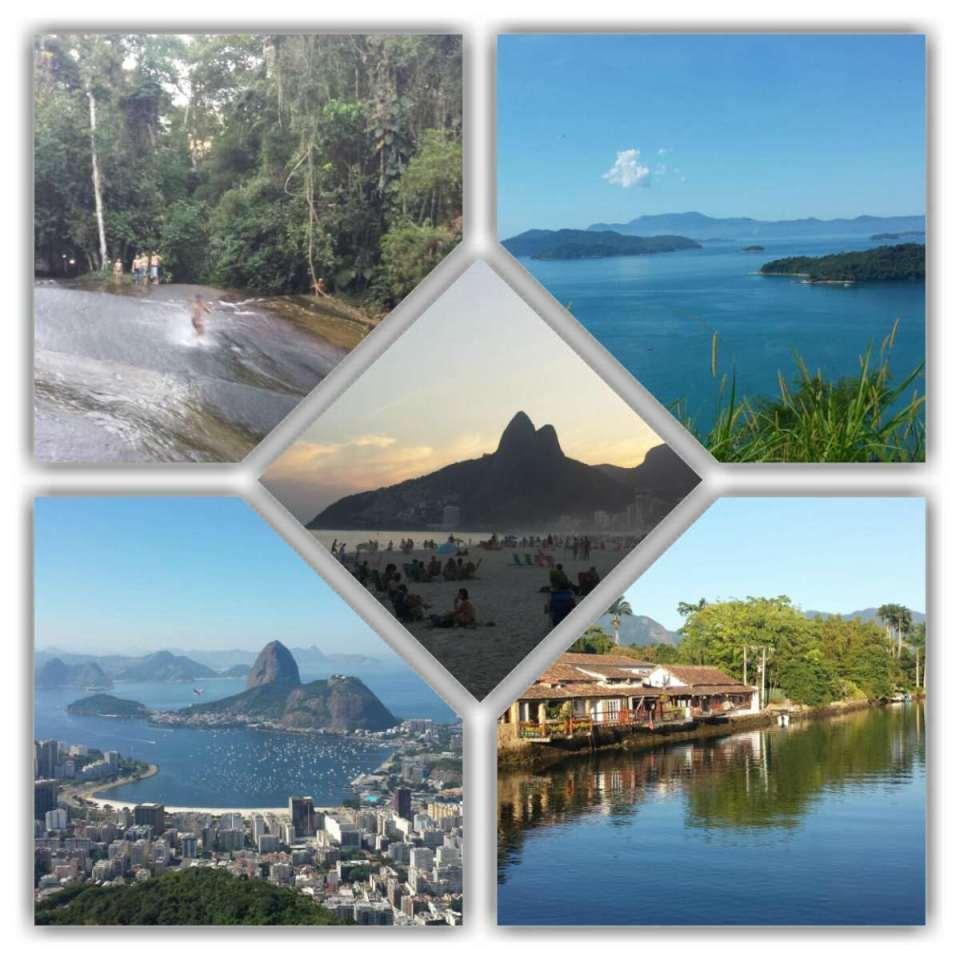 Brasil-Paraty& Rio de Janeiro