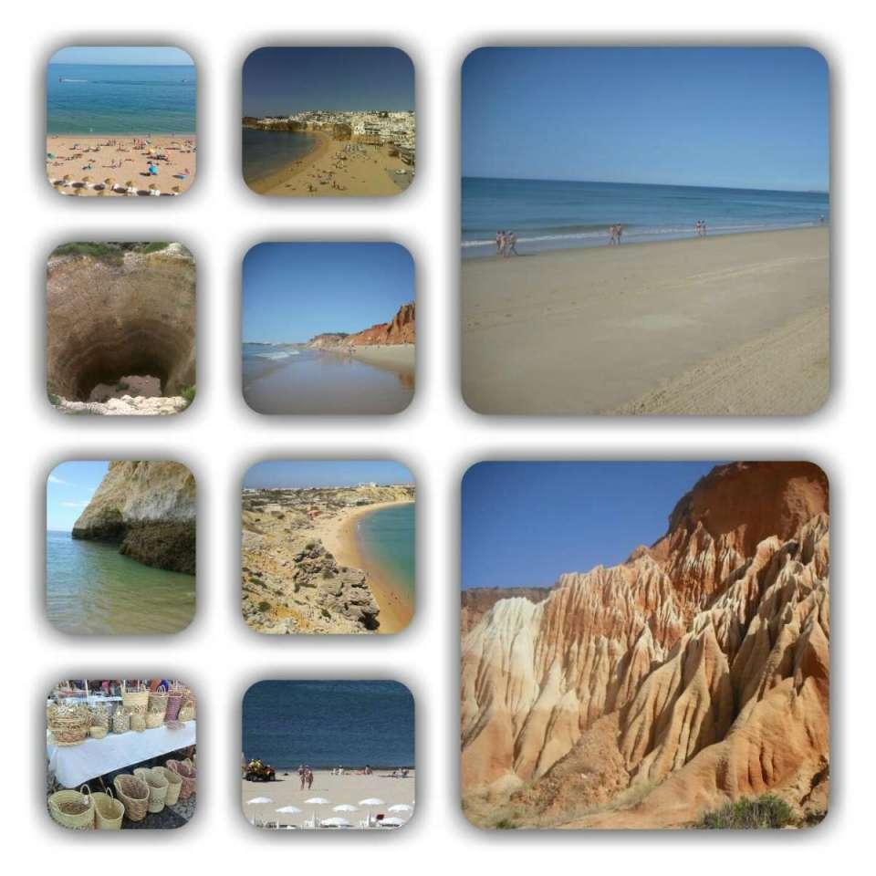 Portugal-Algarve (Praias)