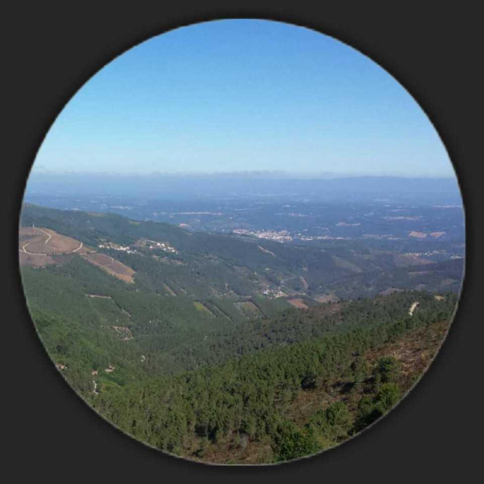 Portugal-Arganil-Serra do Açor
