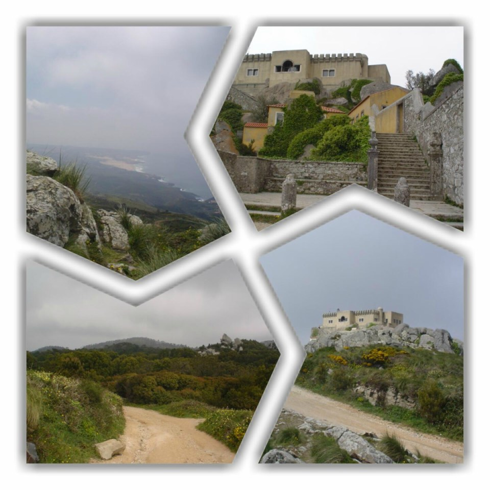 Portugal-Sintra(Peninha)