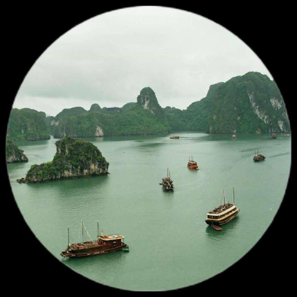 Vietname-Halong Bay