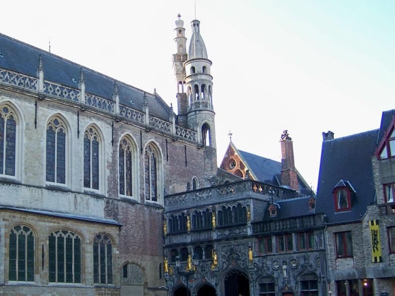Basilica de Bruges