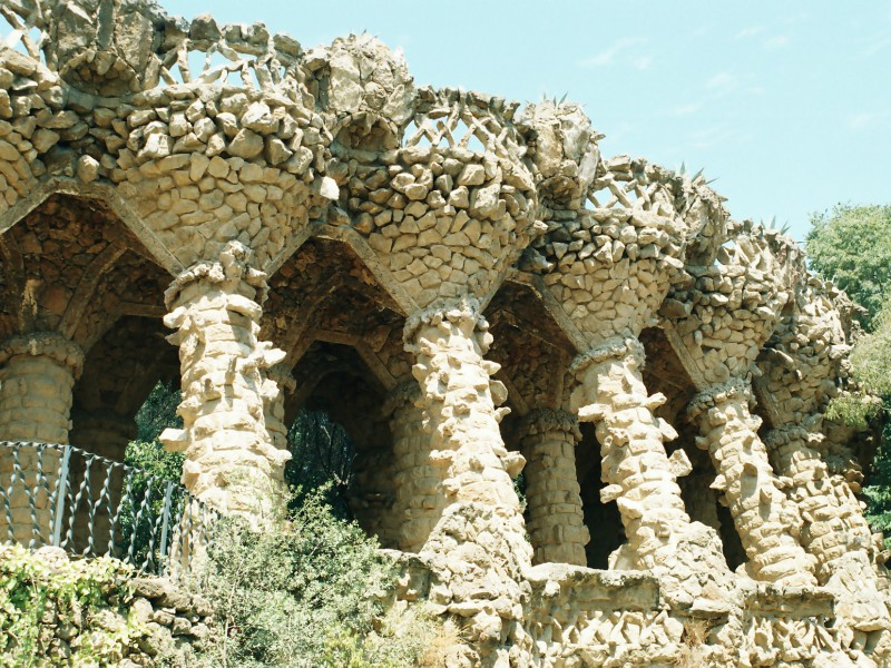 Parque Guell- Barcelona
