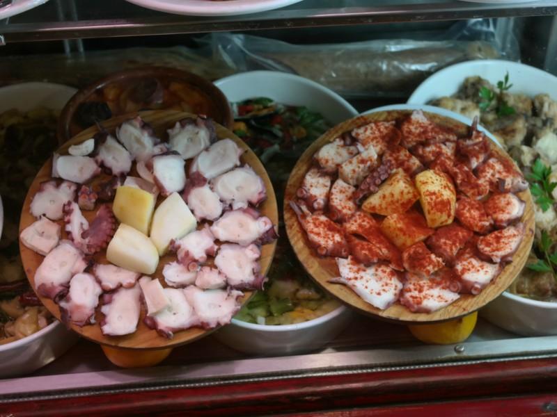 Gastronomia em Madrid