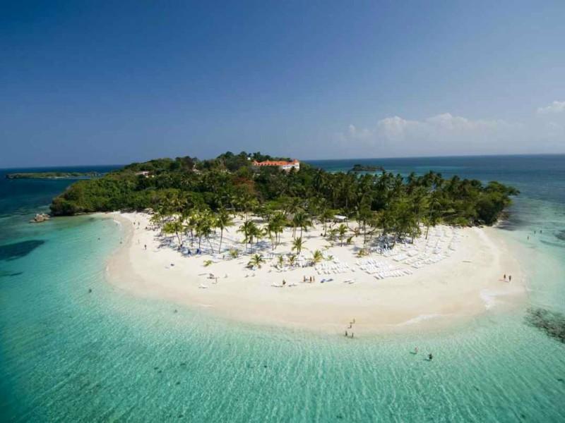 Cayo Levantado- Samana-República Dominicana