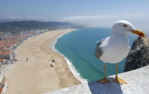 Fim-de-semana em Portugal