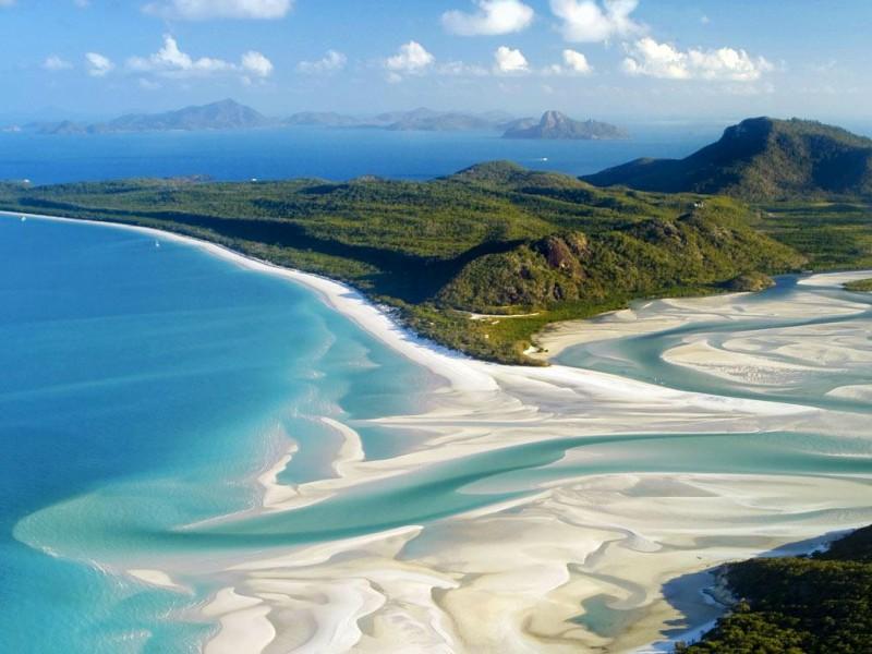 melhores praias do mundo