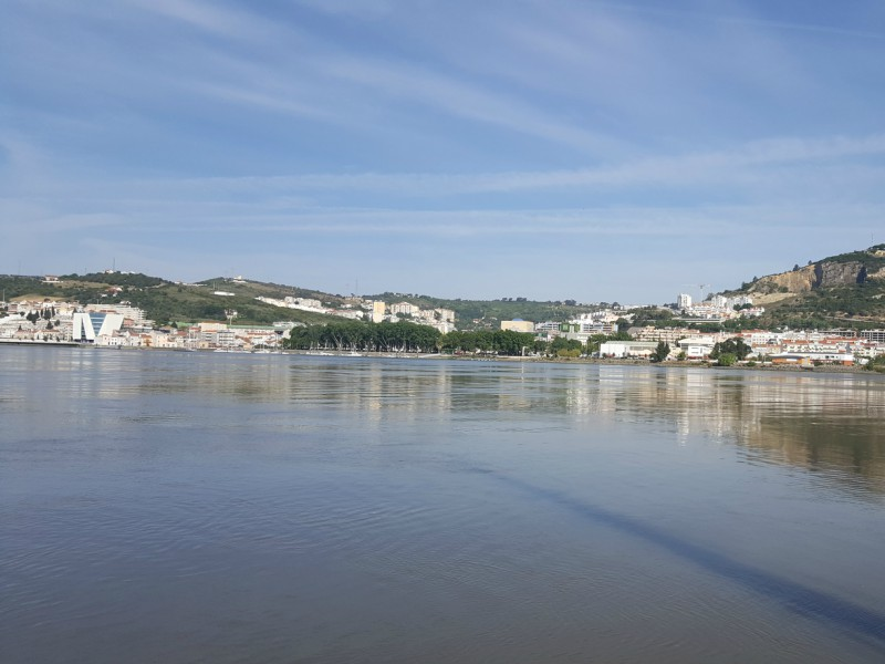 Lezírias do Ribatejo- Rio Tejo- Portugal