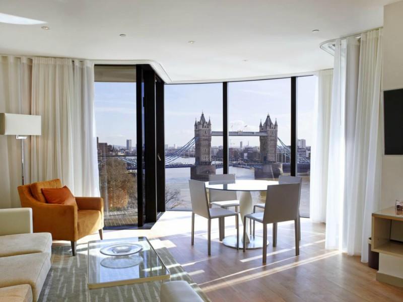 Alojamernto em Londres