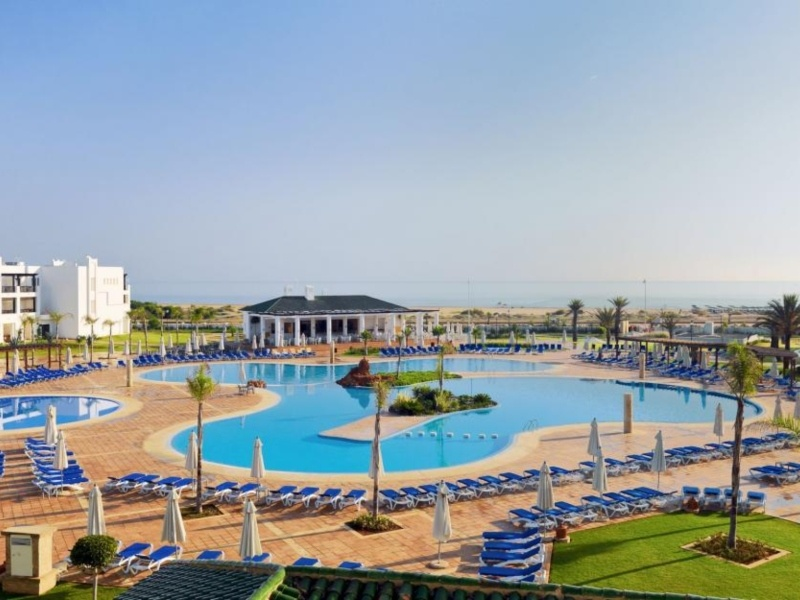 Resort em Saidia - Marrocos