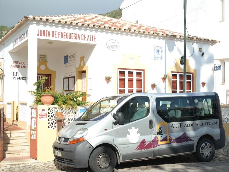 Junta de Freguesia de Alte - Loulé