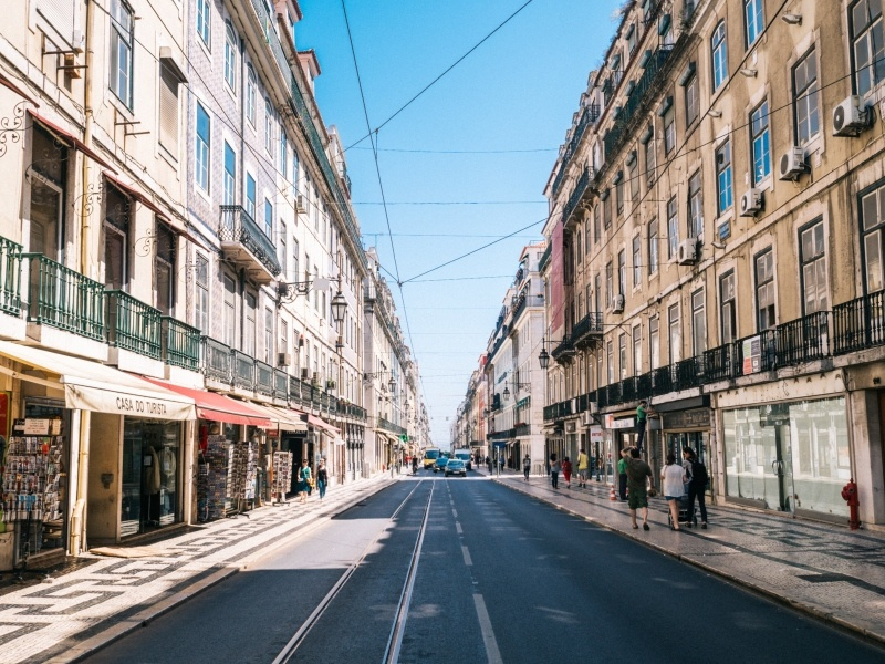 Lisboa @Lusaschool -Portugal