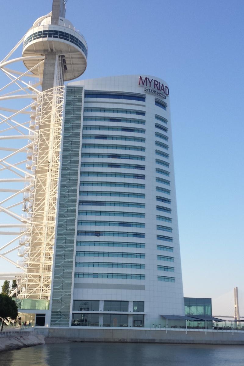 Hotéis de Luxo em Lisboa - Portugal