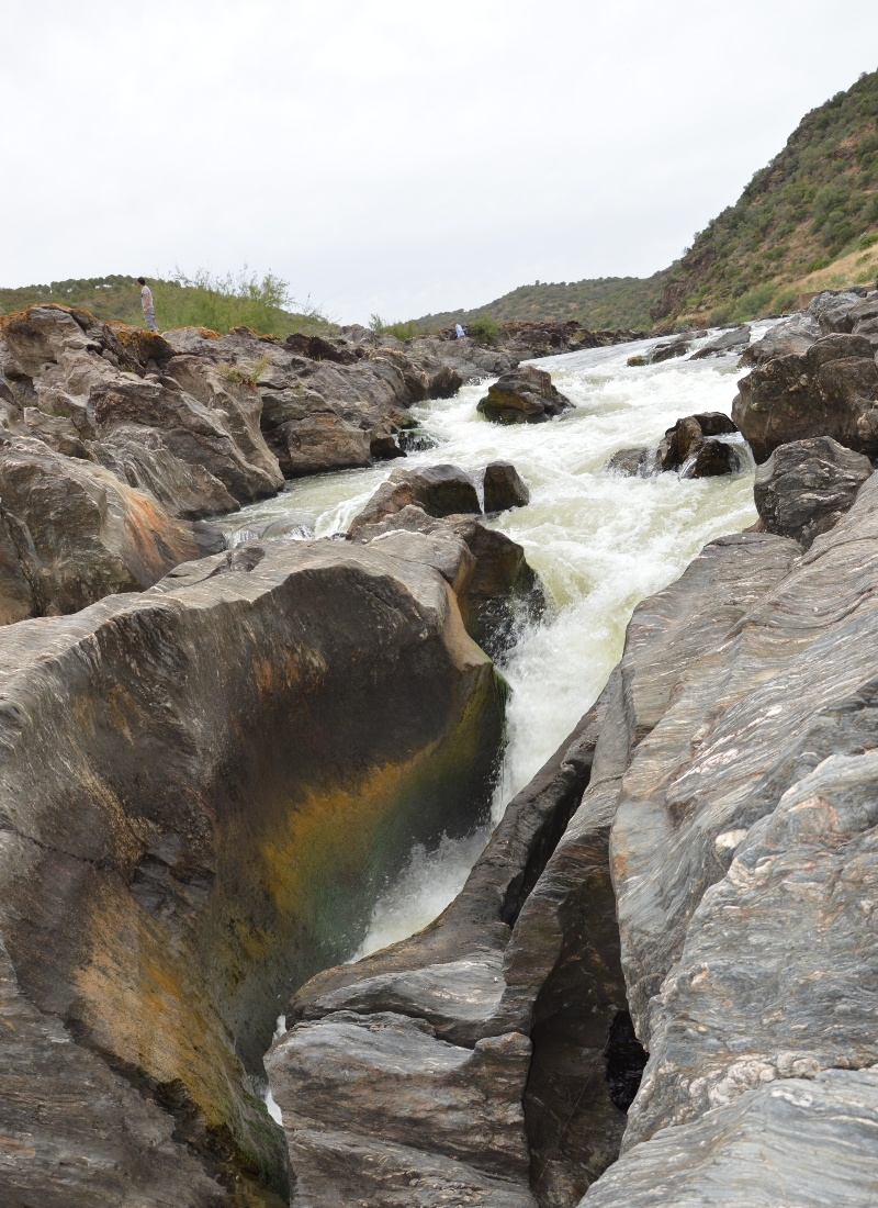 Mértola e parque natural Vale do Guadiana- Porugal