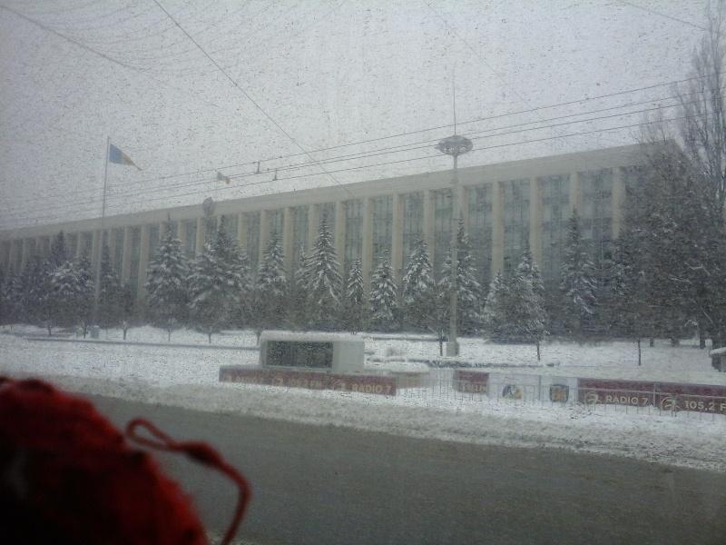Chisinau- Moldávia, uma capital cultural desconhecida