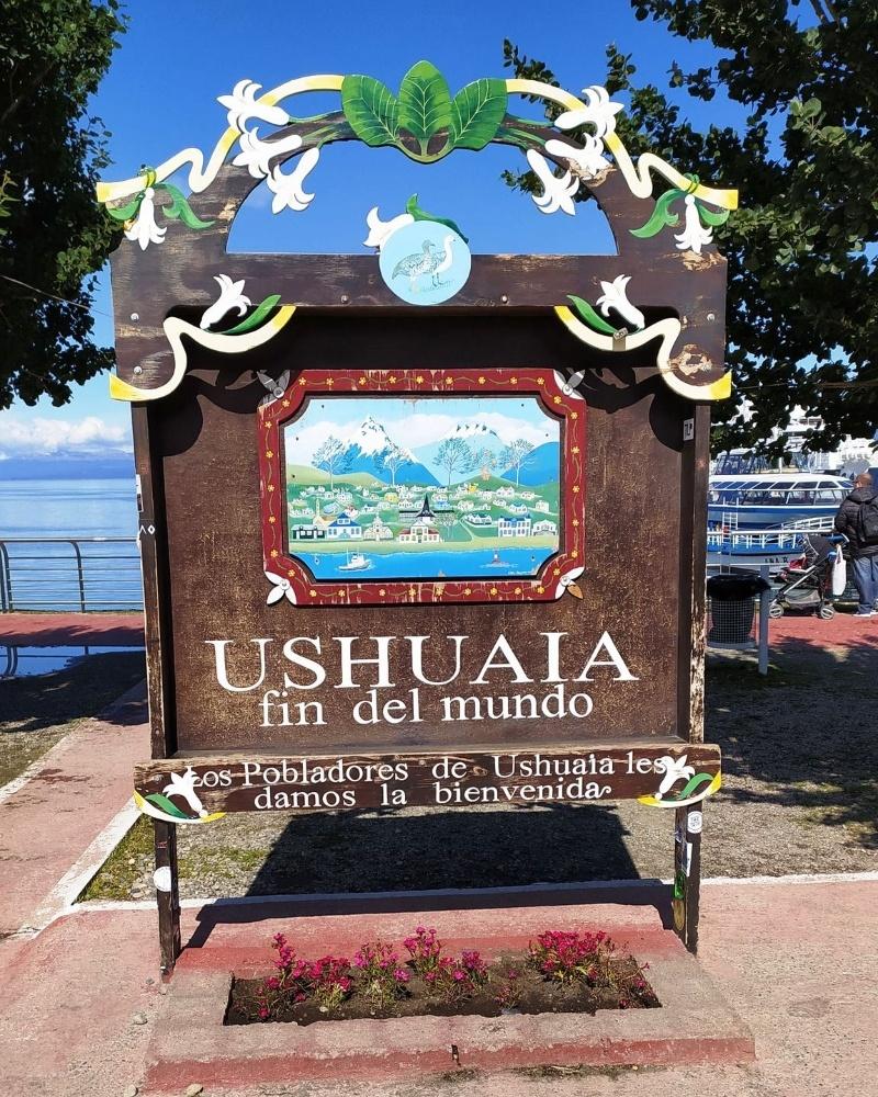 - Ushuaia
