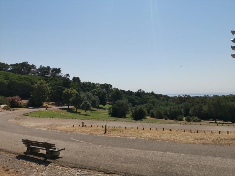 Parque Florestal de Monsanto- Lisboa