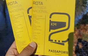 Mitica EN2- Rota Estrada Nacional 2- Portugal