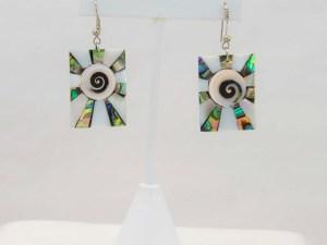 Handmade-Mexican-Abalone-shell-shakira-beads-Earrings-005