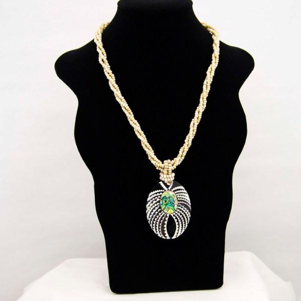 Handmade-Mexican-Abalone-shell-shakira-beads-Necklace-012