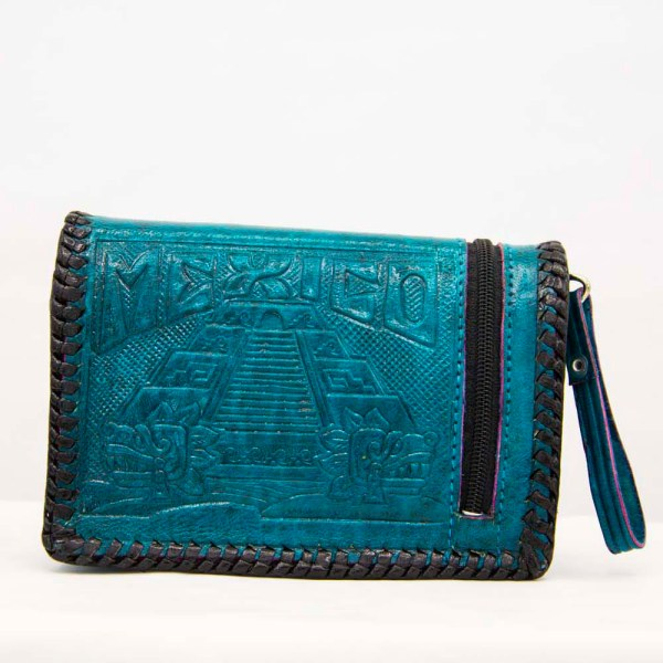 handmade-mexican-artisanal-hand-tooled-leather-woman-ladies-wallet-050