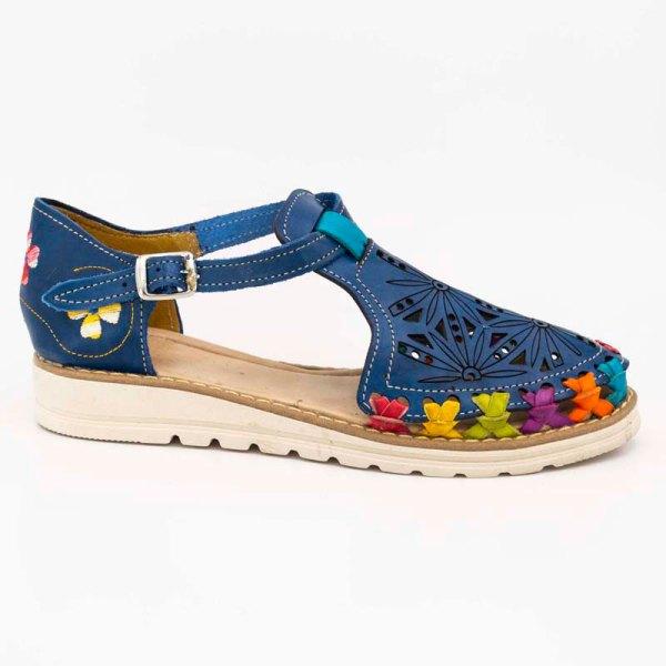 amantli-handmade-mexican-huarache-sandal-shoe-low-sole-carmen-blue-outer-view-090
