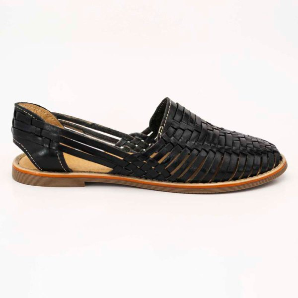 mexican huarache sandal shoe benito outer view