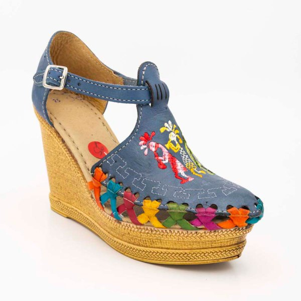 amantli-handmade-mexican-sandal-shoe-high-sole-camelia-blue-outer-view-007