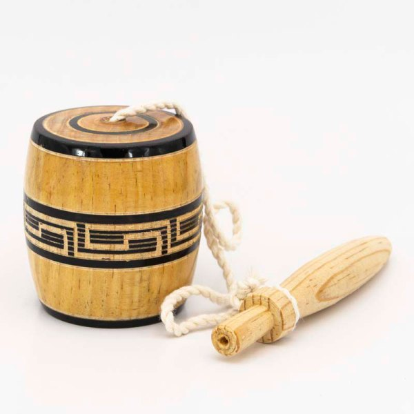 traditional-handmade-large-natural-mexican-wooden-classic-balero-standing-view-003