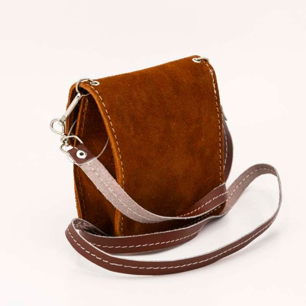 handmade-iris-girls-brown-suede-leather-mexican-handbag-front-view-128