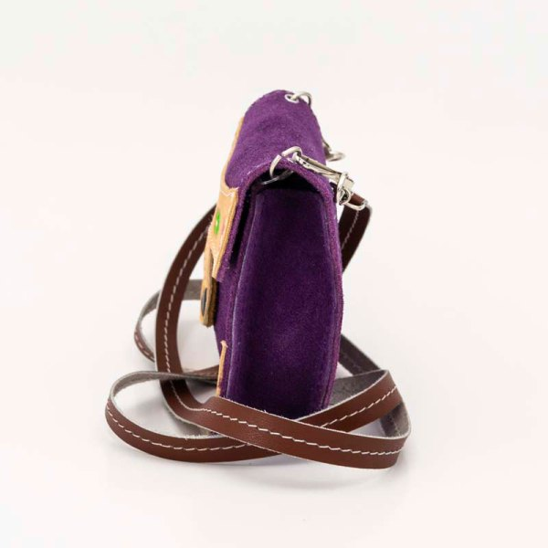 handmade-iris-girls-purple-suede-leather-mexican-handbag-front-view-113