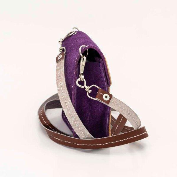 handmade-iris-girls-purple-suede-leather-mexican-handbag-front-view-115