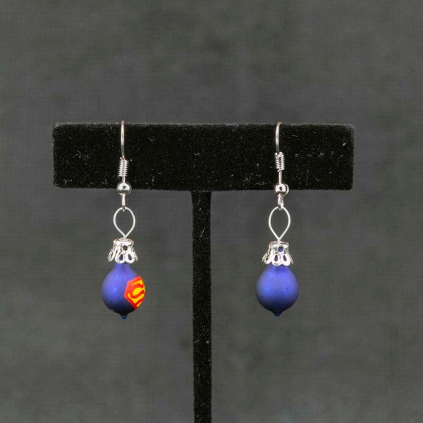 superman-hand-blown-glass-blue-earrings-005