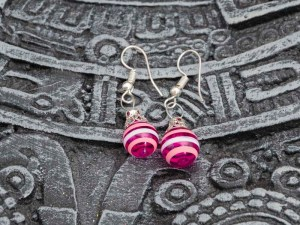 twirl-hand-blown-glass-pink-earrings-096