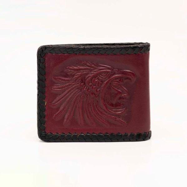 handmade-handtooled-mexican-laced-wallets-pyramid-warrior-061
