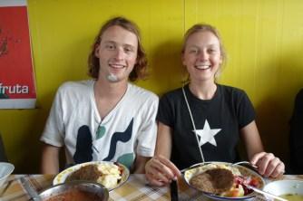Tim & Belbie: Team Aus
